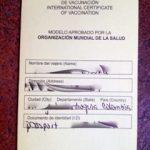 中南米旅行とイエローカード(黄熱病予防接種証明書)