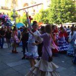 スペインは今日もお祭りだった 〜Cruz de Mayo〜