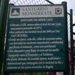 標高3,152m、Monserrateに登ってみた