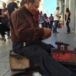 メキシコの靴磨きは世界一!をスペインで体験した話